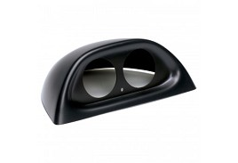 Autometer Mustang 52 MM Black Dual Dash Pod (1994-2004)