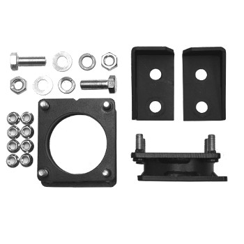 "Traxda Ford Explorer front level kit 4x2/4x4 -2.25"" (2011-2019)"