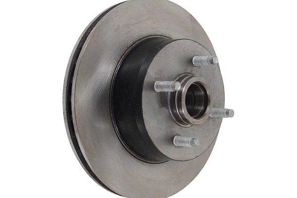 Centric Mustang Front Brake Rotor (79-86 5.0 / 79-93 2.3)