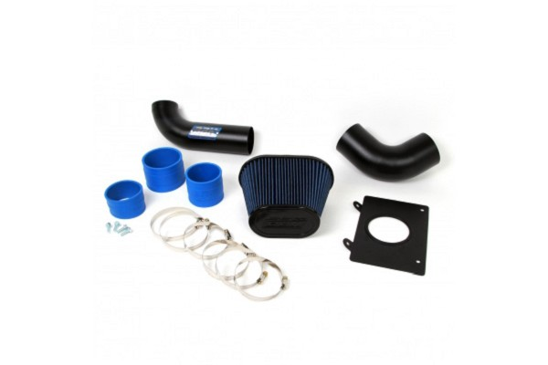 BBK 5.0L V8 Fox Body Mustang Black Out Cold Air Intake (1986-1993)