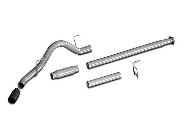 Flowmaster F-150 Outlaw Cat-Back Exhaust System (15-17 Ecoboost)