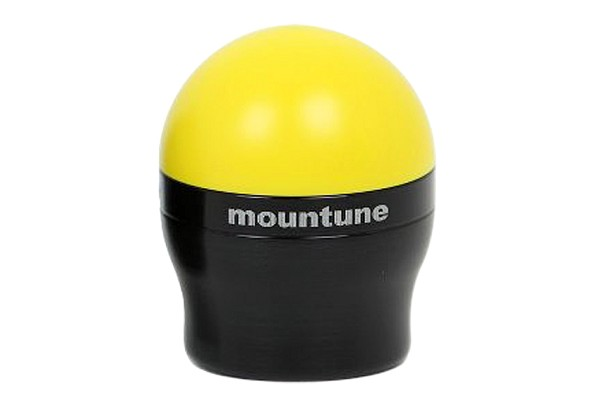 Ford Performance Yellow Mountune Shift Knob (13-18 ST)
