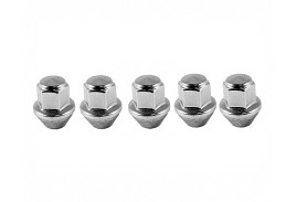Ford Performance Mustang Chrome Lug Nut Kit (15-17 All)