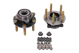 Ford Performance S550 Mustang Rear Wheel Hub Kit w/ 3