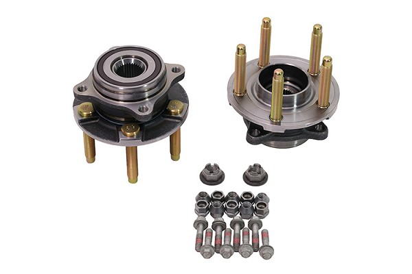 Ford Performance Mustang Rear Wheel Hub Kit w/ 3