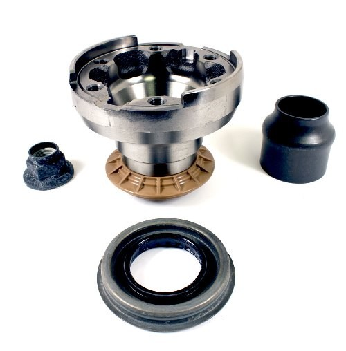 Ford Performance S550 Mustang Automatic IRS Flange Kit (15-20 GT AUTO)