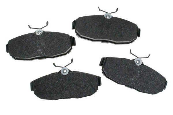 Hawk Mustang HPS Rear Brake Pad Set (15-17 EcoBoost/V6/GT)