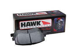 Hawk Mustang HP Plus Rear Brake Pad Set (15-19 EcoBoost/V6/GT)