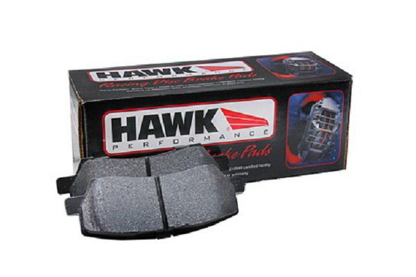 Hawk Mustang HP Plus Front Brake Pad Set (15-17 GT PP)
