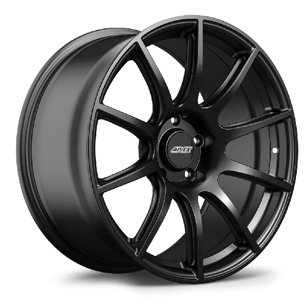 "Apex SM-10 Mustang 19x10"" ET 40 Satin Black Wheel (2005-2019)"