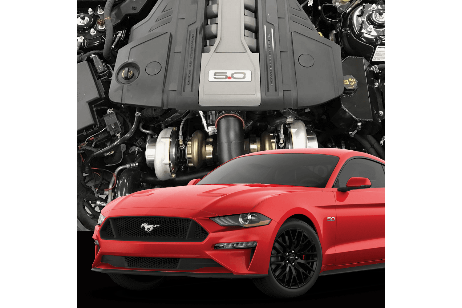 Hellion Systems Mustang Gt Twin Turbo System 2018