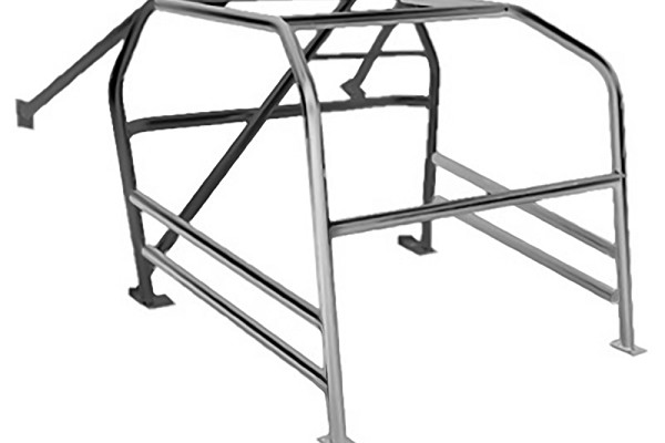Autopower Mustang 6-Point Weld-In Front Roll Cage (2015-2020)