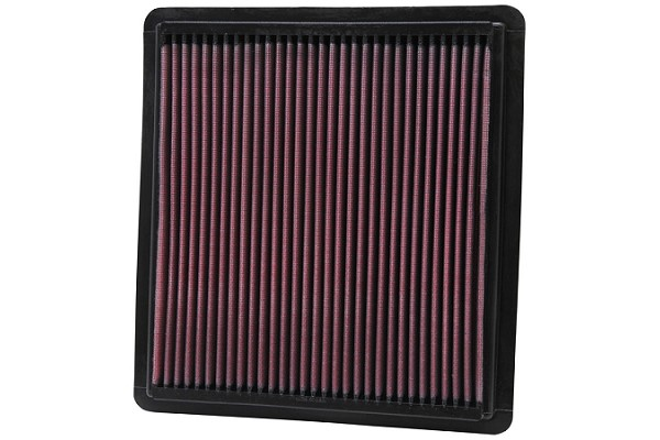 K&N MUSTANG Drop -In Replacement air Filter (2005-2009 GT) /( 2005-2010 V6)