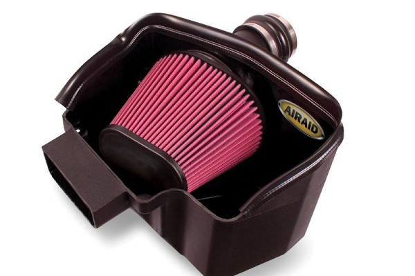 Airaid Ford Explorer 3.5L Ecoboost MXP Intake System w/ Tube (Oiled / Red Media) (2013-2019)