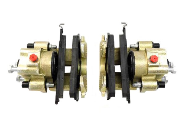 Centric Mustang SVO Rear Brake Caliper - Pair (1984-1986)