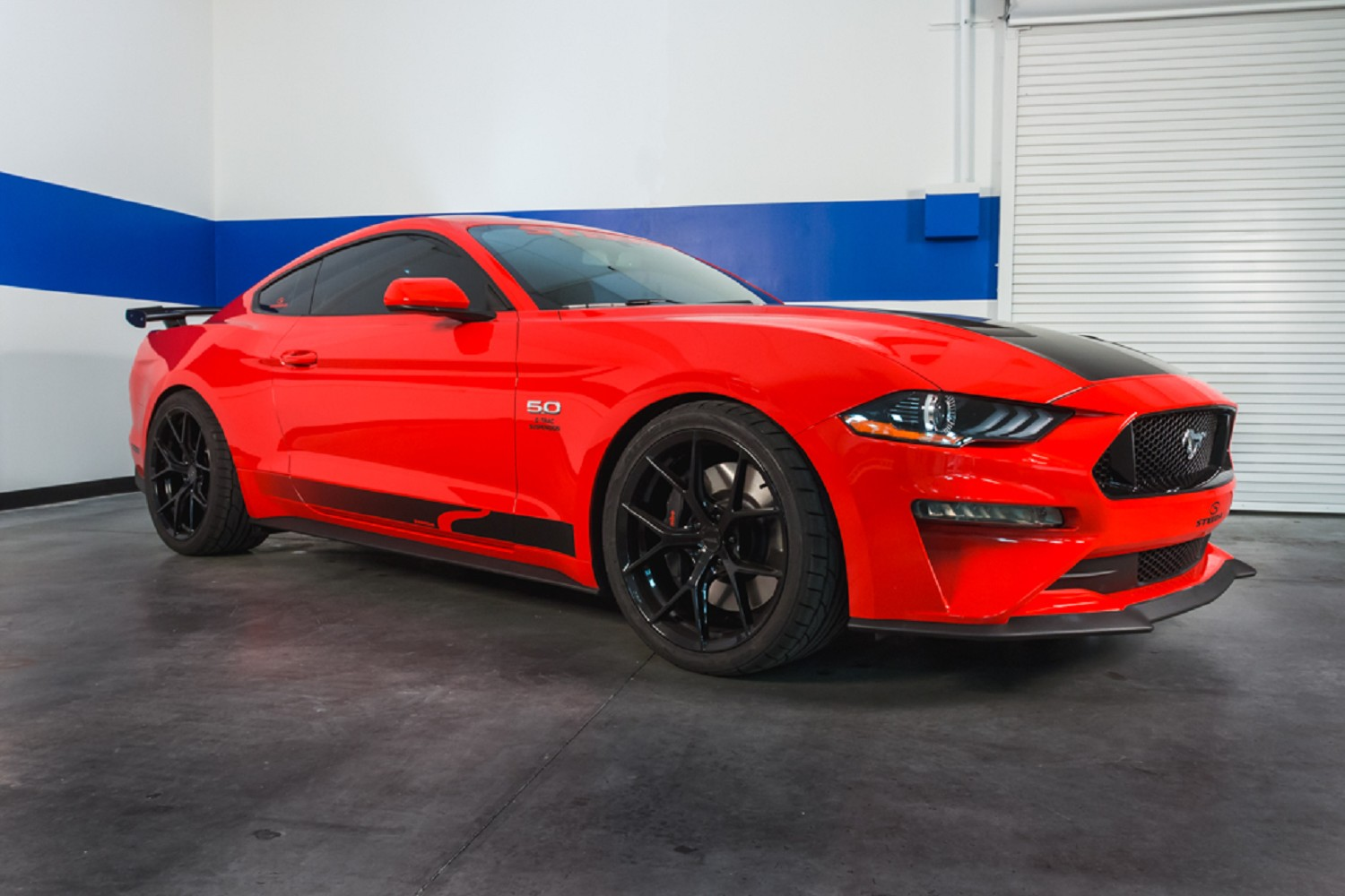 Steeda s550 mustang dual rate ultimate handling lowering springs 2015 2019