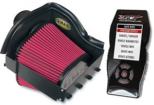 Steeda Ecoboost 3.5L F-150 SCT/Airaid Power Package - (2011-2014)