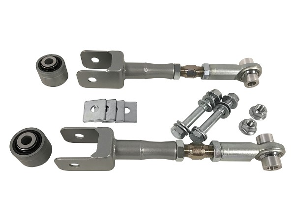 Steeda Toe Link Kit W/ Knuckle To Toe Link Bearing Assembly Mustang GT/EcoBoost/V6 (2015-2020)