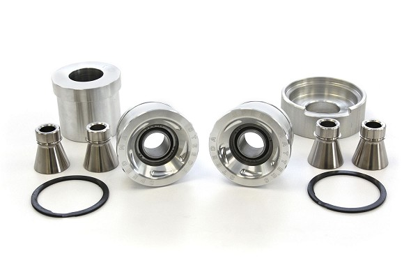 Steeda S550 Mustang Front Control Arm Spherical Bearing Kit (2015-2021)