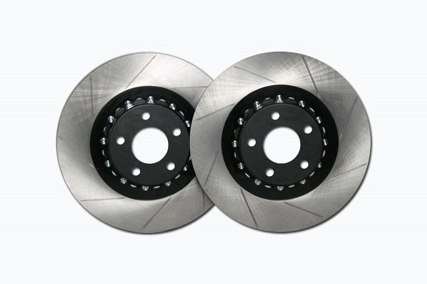 Steeda Mustang GT/EcoBoost PP Front Two-Piece 352mm x 32mm Floating Rotors (2015-2020)