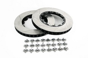 Steeda Two-Piece  Rotor Service Kit 380mm x 34mm  (2015-2019)
