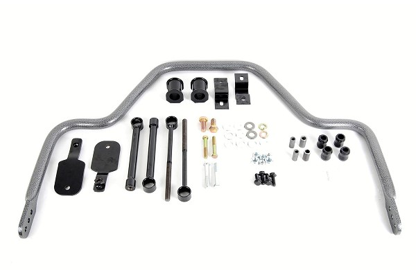 Hellwig Adjustable Rear Sway Bar - 1 1/4