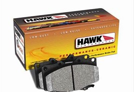 Hawk Performance Ceramic Front Brake Pads (2010-2017 F-150 / 2010-2014 Raptor)