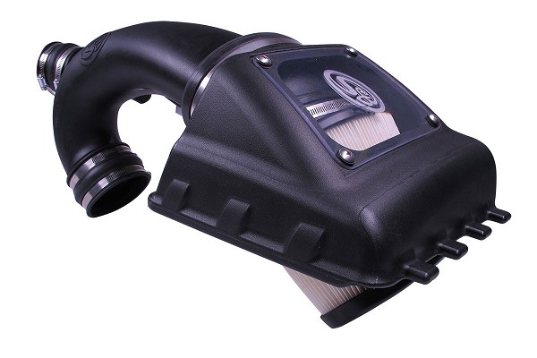 S&B Filters Cold Air Intake F-150 3.5L Ecoboost (Dry Extendable Filter) (2011-2014)