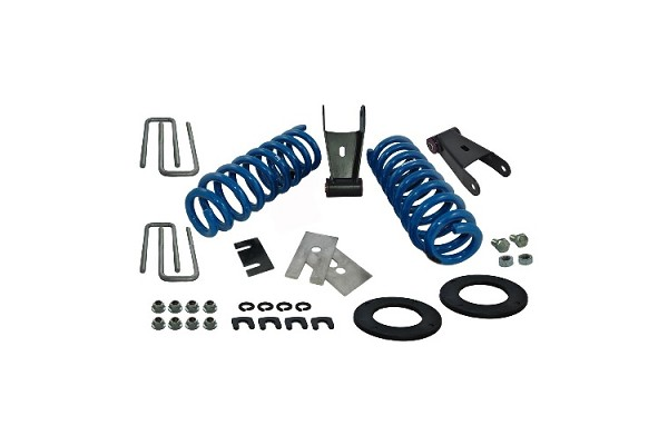 Ford Performance 2015-2017 F-150 4wd Lowering Kit DISCONTINUED