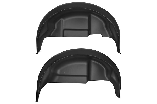 Husky Liners Raptor Rear Wheel Well Guards (2017-2020)