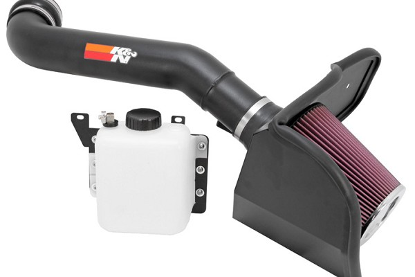 K&N Raptor 6.2L High Flow Performance Cold Air Intake Kit (2010-2014)