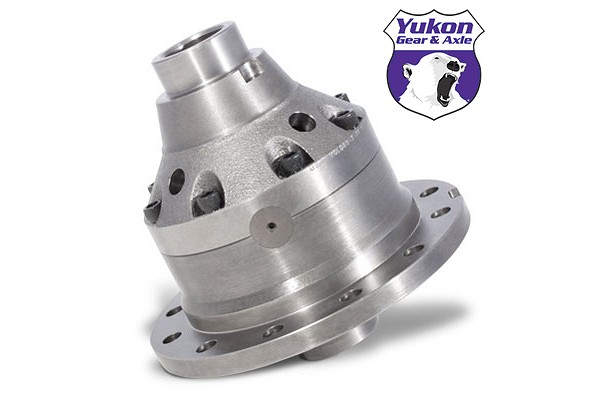 Yukon Gear Grizzly Locker Front Dana 60, 4.56 & up F-250/F-350 w/ 35 Spline Axles (1978-2015)