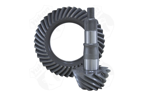 "Yukon High-Performance Ring & Pinion Gear Set F-150, Mustang - 12 Bolt Super 8.8"" w/ 4.11 Ratio (2015+)"