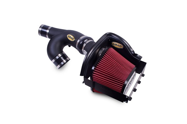 Airaid Intake System F-150 3.5L EcoBoost Dry/Red Filter (2011-2014)