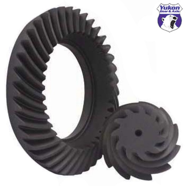 "Yukon High performance 4.56:1 Ring & Pinion Gear Set for 10 Bolt  8.8"" (2009-2014)"