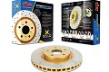 DBA Mustang Street Series Drilled & Slotted Front Rotor (15-19 EcoBoost PP/GT)
