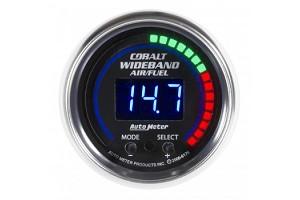 "Autometer 2-1/16"" Wideband Pro Air/Fuel Ratio, 6:1-20:1AFR"
