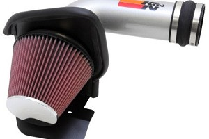 K&N 3.5L Ecoboost V6 Silver Typhoon Cold Air Intake  (2013-2019)