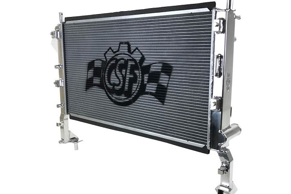 CSF Mustang EcoBoost High Performance Aluminum Radiator (2015-2018)
