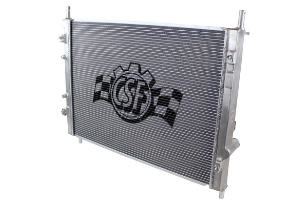 CSF Mustang High Performance Aluminum Radiator (15-19 GT)