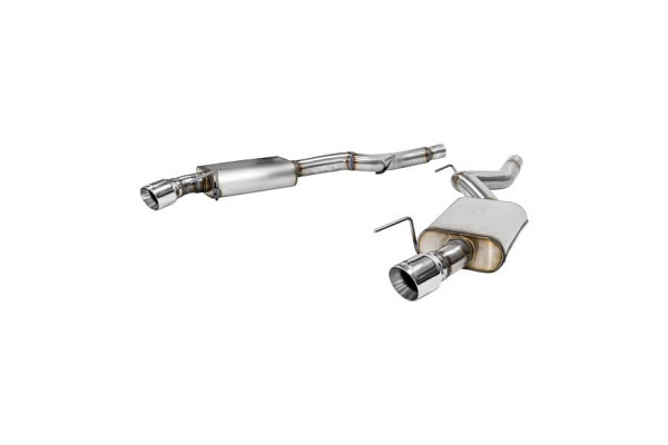 Flowmaster Ford Mustang 2.3L/3.7L FlowFX Axle-Back System 409S  (2015-2019)