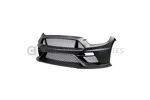 Anderson Composites Ford Mustang Type-TT Fiberglass Front Bumper (2015-2017)