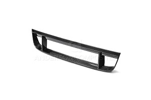 Anderson Composites 10-14 Ford Mustang GT500 and 13-14 Mustang GT/V6 Carbon Fiber Front Lower Grille (2010-2014)