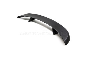Anderson Composites Ford Mustang Type-AT Fiberglass Rear Spoiler (2015-2020)
