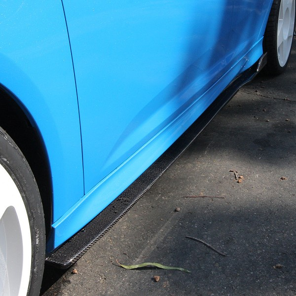 Anderson Composites  Ford Focus RS Type-AR Carbon Fiber Rocker Panels (2016-2018)