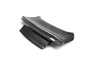 Anderson Composites Ford Mustang Type-ST Double Sided Carbon Fiber Decklid (2015-2019)