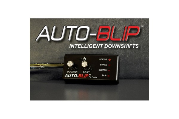AUTO-BLiP intelligent Downshift Module