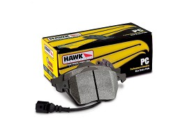 Hawk Performance Ceramic Rear Brake Pads (04-12 F-150 / 10-11Raptor)