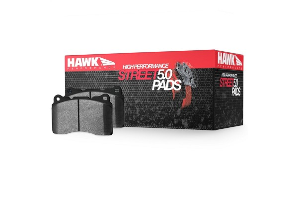 Hawk Shelby GT350 HPS 5.0 Front Brake Pads (2015-2019)