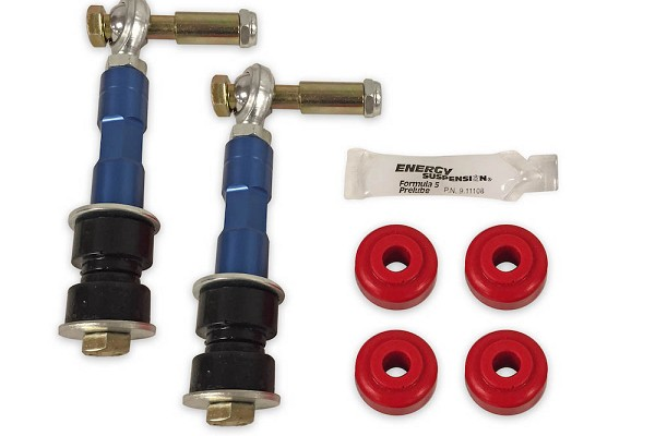 Steeda Focus ST Adjustable Rear Endlinks (13-18 ST)